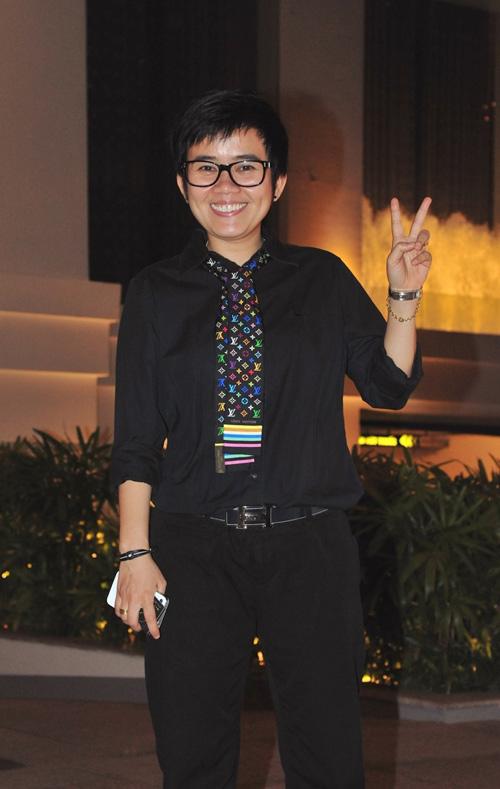 """Sao Việt với thời trang """"phi giới tính"""" - 1"""