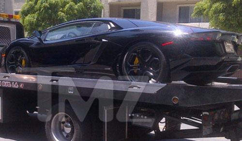"""Cô Kim tặng bồ """"siêu bò"""" Lamborghini Aventador - 1"""