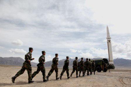 Bí mật về lực lượng tên lửa chiến lược TQ - 1