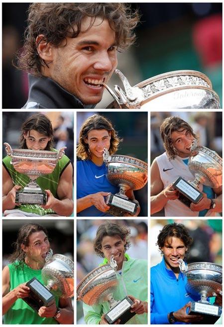 Nhà vua Roland Garros động viên Djokovic - 1