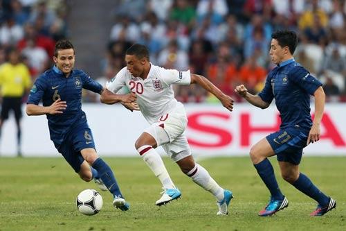 Hòa Pháp 1-1, ĐT Anh vẫn sướng - 1