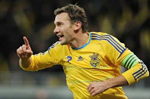 Ukraine – Thụy Điển: Đẳng cấp ngôi sao - 1