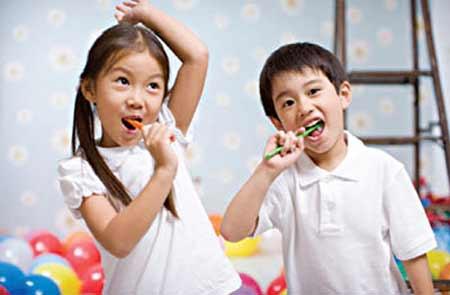 Phòng ngừa viêm nướu răng ở trẻ em - 1