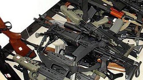 TQ-Mỹ phá đường dây buôn lậu súng quốc tế - 1