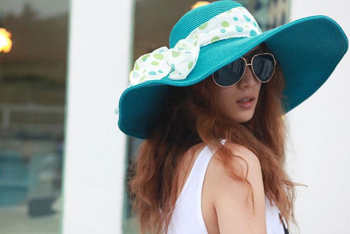 Hai kiểu mũ yêu thích trong mùa hè! - 1