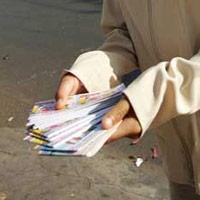 Xử lý công an huyện đánh người bán vé số