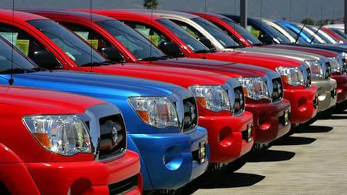 Đề xuất giải pháp cứu thị trường ô tô - 1