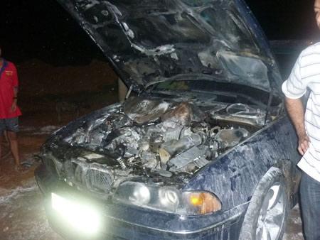 Thủ tướng yêu cầu làm rõ thủ phạm gây cháy xe - 1