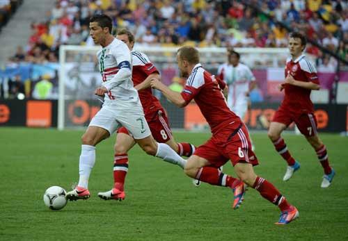 Cristiano Ronaldo: Vì đâu nên nỗi? - 1