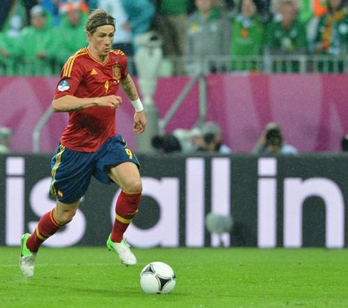 """Torres: """"Cậu nhóc"""", mừng trở lại! - 1"""