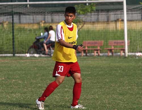 U22 VN: Vì sao chỉ có một cầu thủ Việt kiều!? - 1