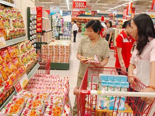 Thị trường bán lẻ Việt Nam tụt hạng - 1