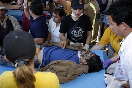 Paraguay: Cưỡng chế đất đai, 17 người chết - 1