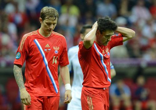 ĐT Nga & bi kịch Euro 2012: Tự trách mình - 1