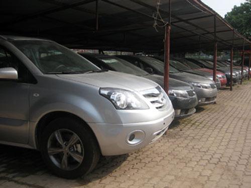 VAMA 'xin' giảm một nửa phí trước bạ ô tô tại Hà Nội - 1
