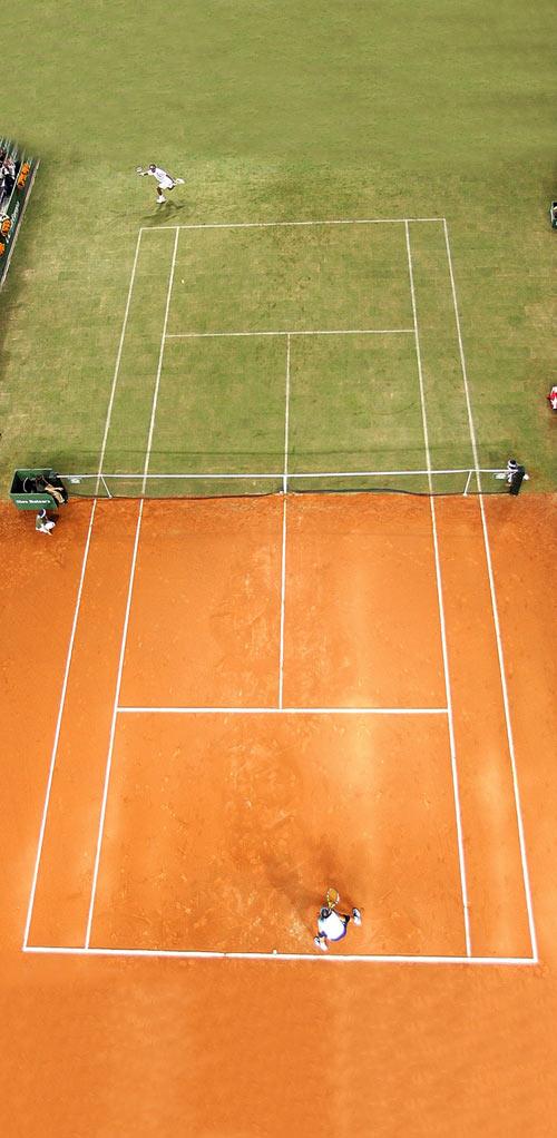 Roland Garros đến Wimbledon: Từ đất nện đến sân cỏ - 1