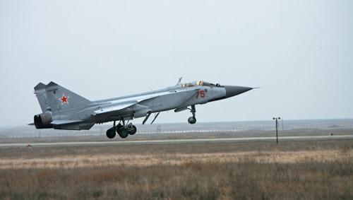 Nga nhận 10 máy bay MiG-31BM thế hệ mới - 1