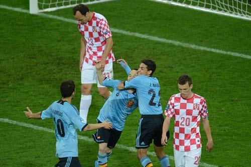 Cảm ơn Tây Ban Nha và Croatia! - 1