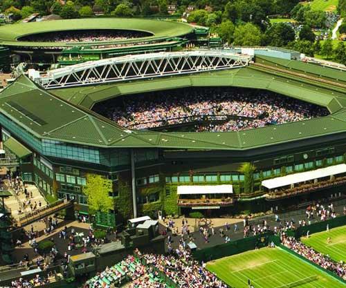 Wimbledon dự tính sẽ thay đổi lịch thi đấu - 1