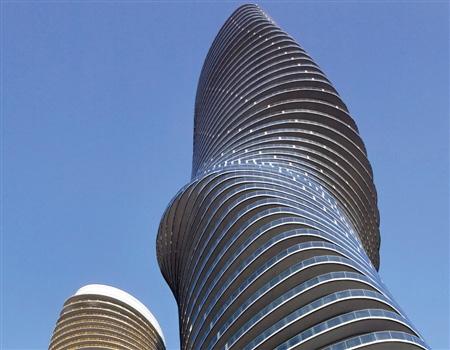 Những tòa cao tầng đẹp nhất thế giới - 1