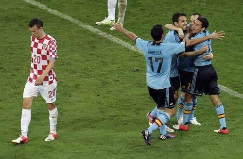 Tây Ban Nha: Cái lý của chiến thắng - 1