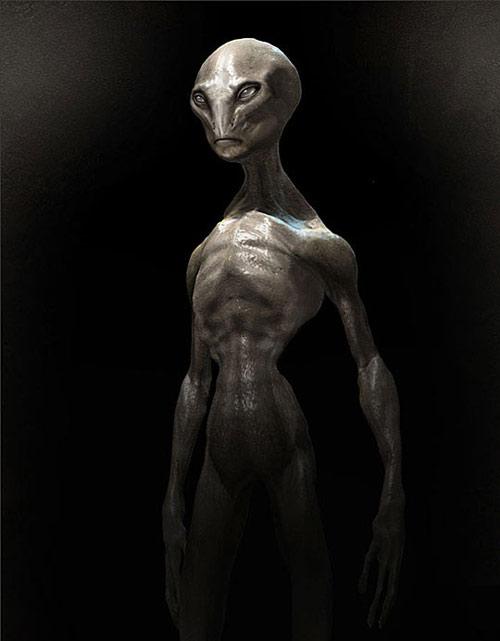 Sự thật về người ngoài hành tinh - 1