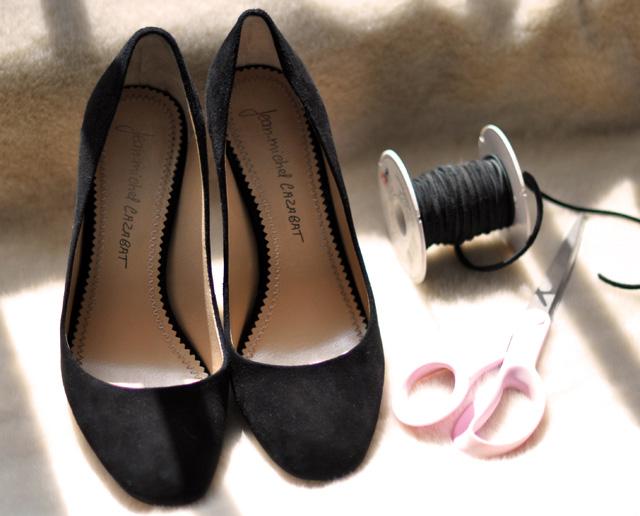 Chế giầy - sandal đơn giản mà đẹp! - 1