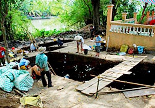Nhà vệ sinh hơn 3500 năm: Còn nhiều nghi vấn - 1