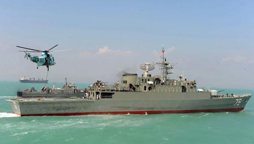 Iran sẽ đóng thêm 10 tàu chiến mới - 1