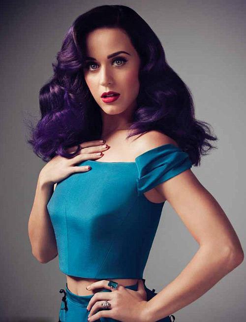 Katy Perry làm phim 3D về hôn nhân đổ vỡ - 1