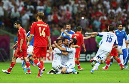 Hy Lạp đủ sức gây sốc trước người Đức? - 1