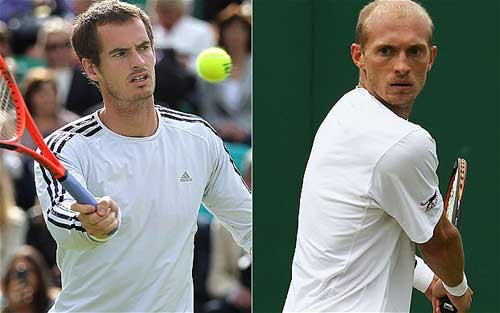 Phân nhánh Wimbledon: Quá khó cho Murray - 1
