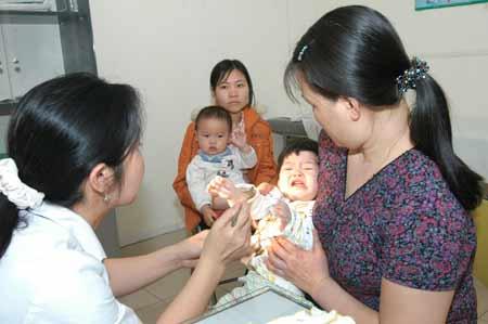 Trẻ được tiêm vaccin vẫn có thể nhiễm lao - 1