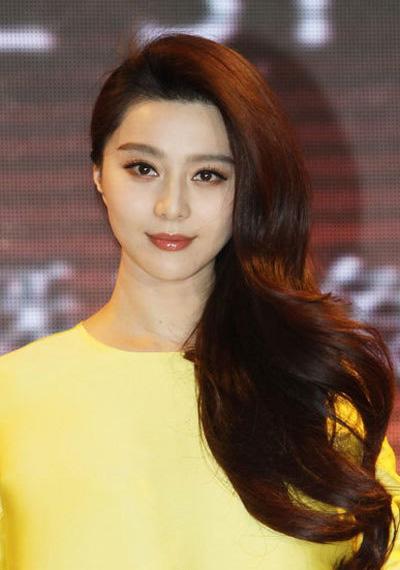 Kiểu tóc khiến sao Hoa ngữ thêm gợi tình - 1