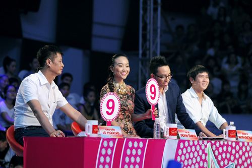 """Lê Hoàng ghen tị với """"cô 9"""" Đoan Trang - 1"""