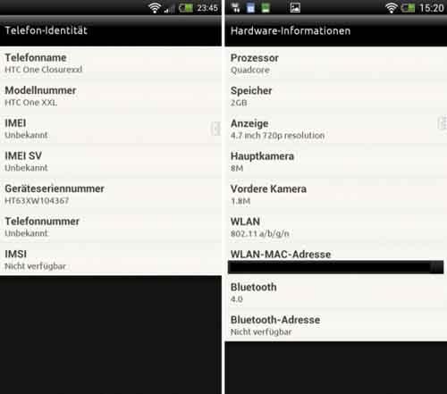 HTC One XXL lõi tứ sắp ra mắt - 1