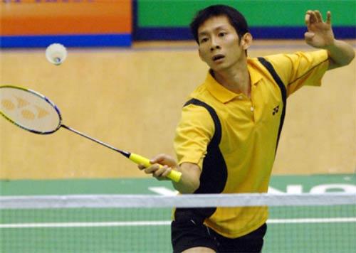 Tiến Minh dừng bước ở BK giải Singapore mở rộng - 1