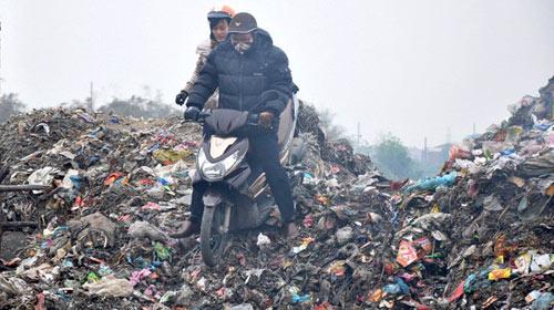Sống nơi ô nhiễm bậc nhất Việt Nam - 1