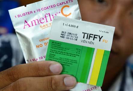 Hiểm họa ma túy từ thuốc cảm cúm - 1