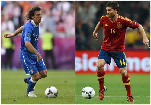 Tứ kết Euro 2012: Đội hình 11 sao sáng - 1