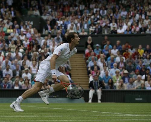 Murray - Davydenko: Không thể cản (video tennis, vòng 1 Wimbledon) - 1