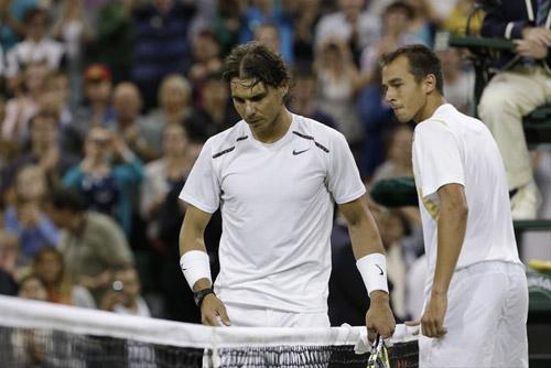 Kẻ đánh bại Nadal: Anh là ai? - 1