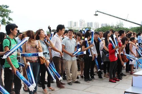 """Vietnam Idol 2012 chính thức """"nổ máy"""" - 1"""
