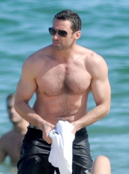 Những mỹ nam có khuôn ngực sexy nhất - 1