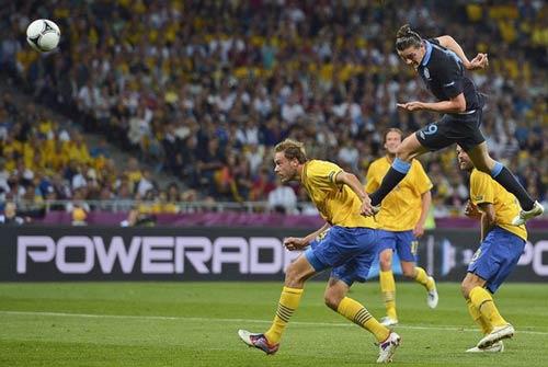 EURO 2012: Vì sao có nhiều bàn thắng bằng đầu? - 1