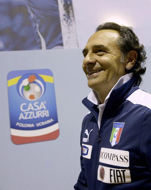 Prandelli: Người chinh phục cả nước Ý - 1