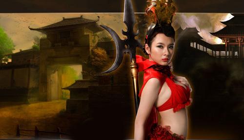 Sao Việt mượn cosplay để khoe thân - 1