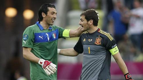 Buffon & Casillas: Huyền thoại so tài - 1
