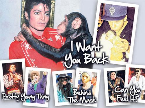 Justin Bieber mơ là Michael Jackson thứ 2 - 1