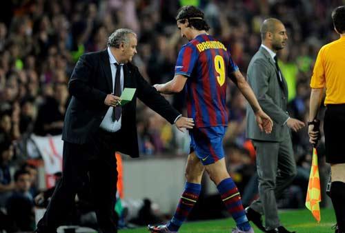 Ibra tái ngộ Barca: Báo thù hay thêm nợ? - 1